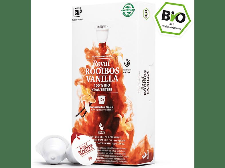 UNICAPS Royal Rooibos Vanilla Teekapseln (Nespresso)