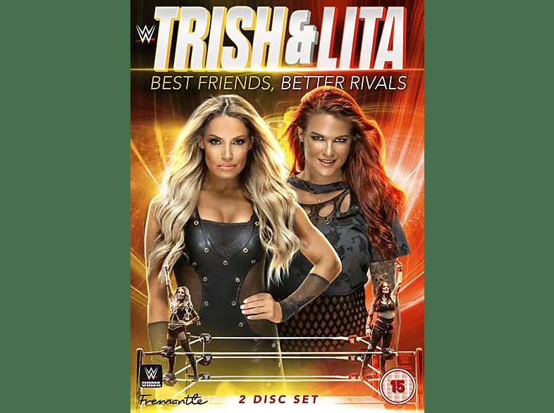 Trish & Lita-Best Friends,Better Rivals [DVD]