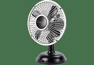 SONNENKÖNIG 10501417 Retro Fan Tischventilator Schwarz (2,5 Watt)