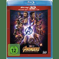Avengers: Infinity War [3D Blu-ray (+2D)]