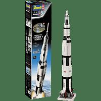 REVELL Apollo 11 Saturn V Rakete Bausatz, Mehrfarbig