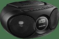 PHILIPS AZ 215B/12 CD-Soundmachine (schwarz)