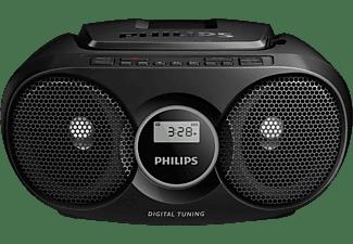 PHILIPS AZ 215B/12 CD-Soundmachine, schwarz