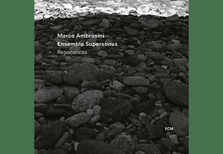 Ensemble Supersonus - Resonances  - (CD)
