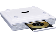 LENCO KCR-150 Küchenradio (PLL, UKW, Weiß)
