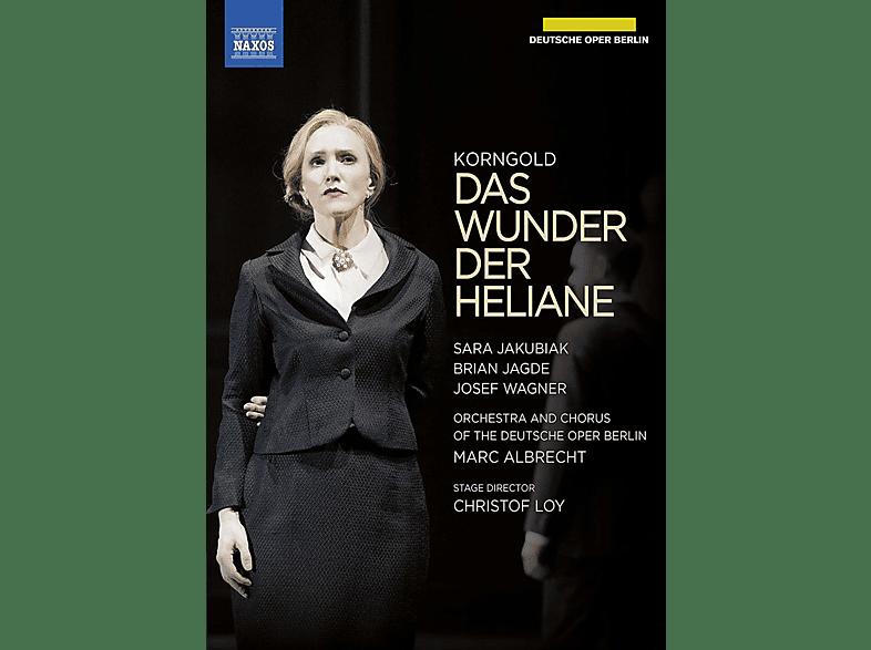 VARIOUS, Chor Der Deutschen Oper Berlin, Orchester Der Deutschen Oper Berlin - Das Wunder der Heliane [DVD]