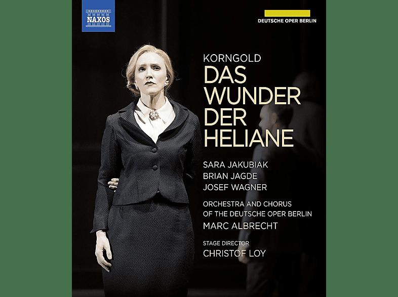 VARIOUS, Chor Der Deutschen Oper Berlin, Orchester Der Deutschen Oper Berlin - Das Wunder der Heliane [Blu-ray]