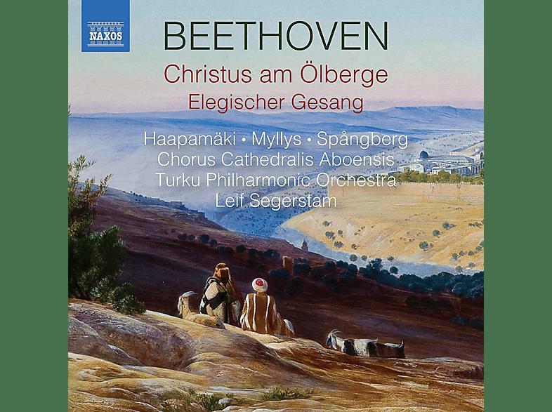 Turku Philharmonic Orchestra, VARIOUS, . Chorus Cathedralis Aboensis - Christus am Ölberge/Elegischer Gesang [CD]