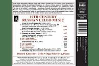 Olga Solovieva, Dmitrii Khrychev - 19th Century Russian Cello Music [CD]