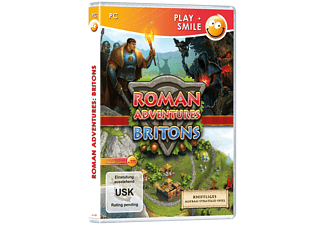 ROMAN ADVENTURES - BRITONS - [PC]