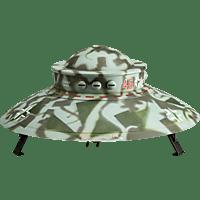 REVELL Flying Saucer Haunebu II Modellbausatz, Mehrfarbig
