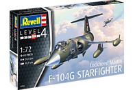 REVELL F-104G Starfighter Bausatz, Mehrfarbig