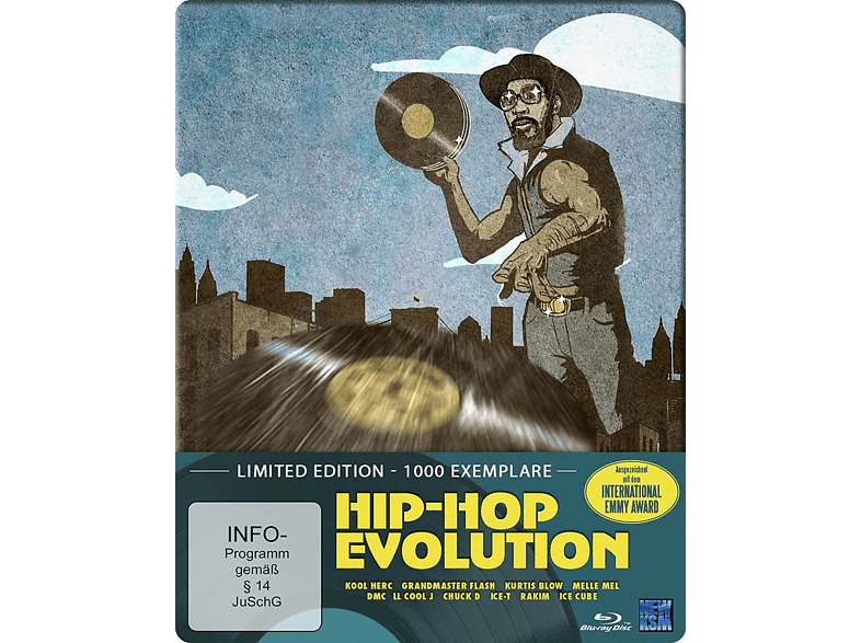 - Hip-Hop Evolution [Blu-ray]