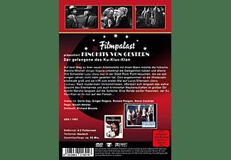 DER GEFANGENE DES KU-KLUX-KLAN DVD