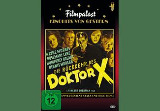 DIE RÜCKKEHR DES DOKTOR X DVD