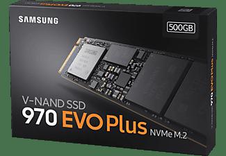 SAMSUNG SSD Festplatte 970 EVO Plus 500 GB, M.2 (MZ-V7S500BW)