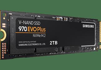 SAMSUNG 970 EVO Plus Festplatte Retail, 2 TB SSD M.2 via NVMe, intern