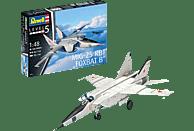 REVELL MiG-25 RBT Foxbat Bausatz, Mehrfarbig