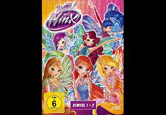 WORLD OF WINX-KOMPLETTBOX DVD