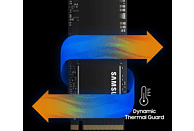SAMSUNG NVMe SSD 970 Pro, 512 GB SSD, intern