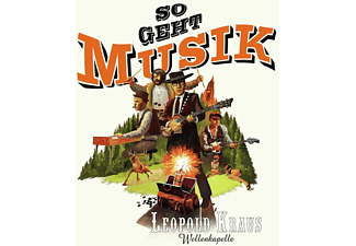 Leopold Kraus Wellenkapelle - So Geht Musik  - (CD)
