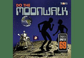 VARIOUS - Do the Moonwalk  - (Vinyl)