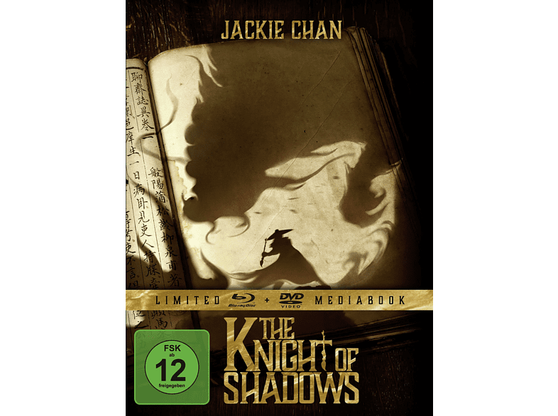 The Knight of Shadows [Blu-ray + DVD]