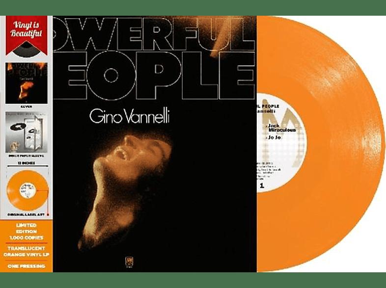 Gino Vannelli - Powerful People (lim.farbiges Vinyl) [Vinyl]