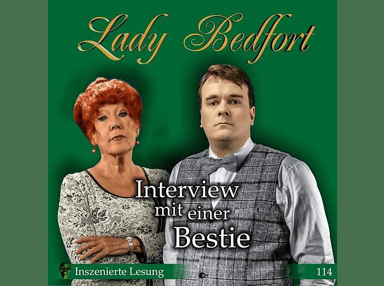 Lady Bedfort - Folge 114: Interview mit einer - (CD)