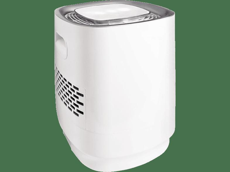 SONNENKÖNIG 10200601 Davos Luftreiniger Weiß/Silber (15 Watt, Raumgröße: 70 m³)