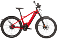 HNF-NICOLAI XD2 URBAN 19 S-PEDELEC 45 KM/HS/M Urbanbike (27.5 Zoll, 43.5 cm, 500 Watt, Rot)
