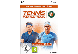 PC - Tennis World Tour: Roland Garros Edition /D/F