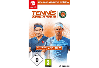 Switch - Tennis World Tour: Roland Garros Edition /D/F