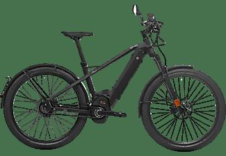 HNF-NICOLAI XD2 URBAN 19 L/XL Urbanbike (Laufradgröße: 27,5 Zoll, Unisex-Rad, 500 Watt, Schwarz)