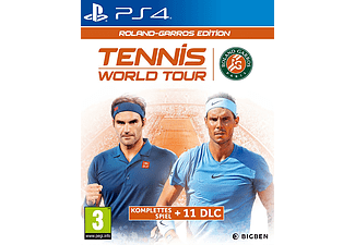PS4 - Tennis World Tour: Roland Garros Edition /D/F
