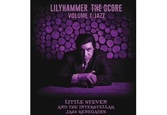 Little Steven and The Interstellar Jazz Renegades - Lilyhammer The Score Vol.1  - (CD)