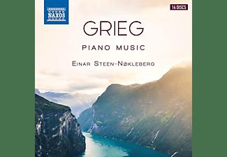 Einar Steen-Nokleberg - Eduard Grieg: Klaviermusik  - (CD)