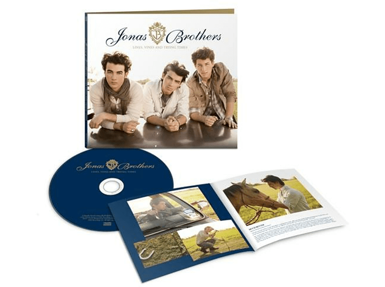 Jonas Brothers - Lines,Vines And Trying Times (Reissue) [CD]