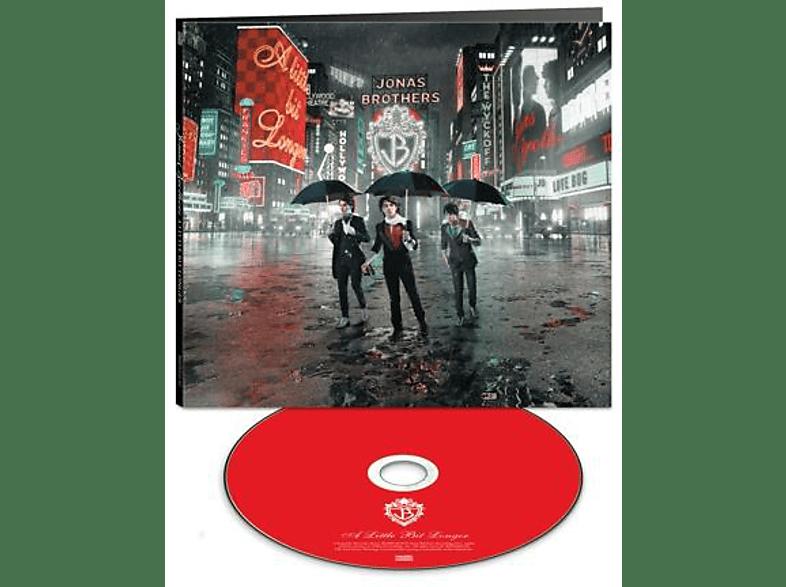 Jonas Brothers - A Little Bit Longer (Reissue) [CD]