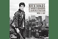 Nick & The Administration Jonas - Who I Am (Reissue) [CD]