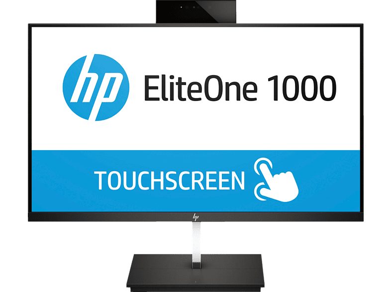HP - B2B EliteOne 1000 G2 All-in-One-PC, Schwarz