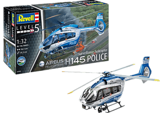 REVELL H145 Police Modellbausatz, Mehrfarbig
