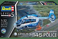 REVELL H145 Police Bausatz, Mehrfarbig