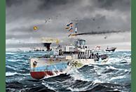 REVELL HMCS Snowberry Bausatz, Mehrfarbig