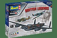 REVELL British Legens - Geschenkset Bausatz, Mehrfarbig