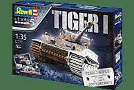 REVELL Geschenkset - 75 Jahre Tiger I Bausatz, Mehrfarbig