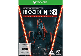 Vampire: The Masquerade - Bloodlines 2 First Blood Edition - [Xbox One]