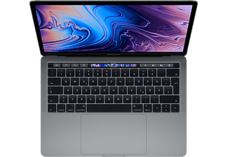 "APPLE CTO MacBook Pro (2019) mit Touch Bar (UK Layout) - Notebook (13.3 "", 256 GB SSD, Space Grey)"