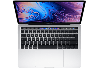 "APPLE MacBook Pro (2019) avec Touch Bar - Ordinateur portable (13.3 "", 128 GB SSD, Silver)"
