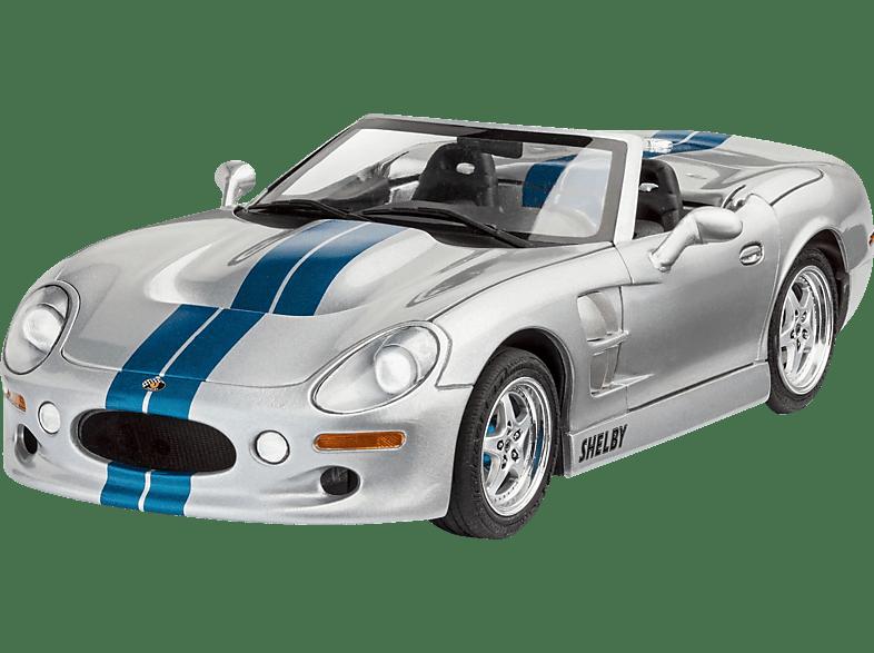 REVELL Shelby Series 1 Bausatz, Mehrfarbig